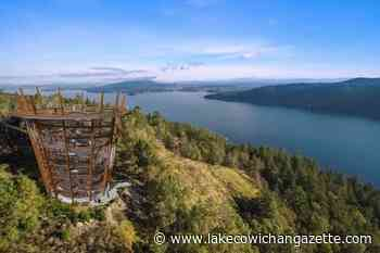 Malahat Skywalk expected to be complete by this summer - Lake Cowichan Gazette