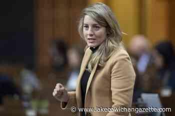 Federal minister touts need for new B.C. economic development agency - Lake Cowichan Gazette