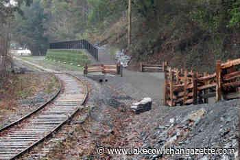 Trail should have been built on rail bed - Lake Cowichan Gazette