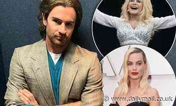 Ben Lawson reveals what megastars Margot Robbie and Dolly Parton are really like