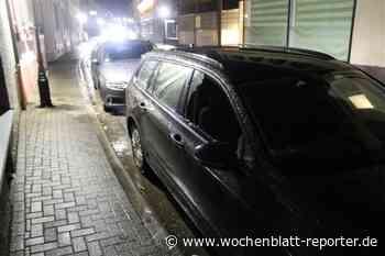 Polizei sucht Zeugen in Wolfstein: Vandalismus an Autos und Schaufenster - Wochenblatt-Reporter