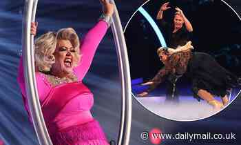 Gemma Collins 'to RETURN to Dancing On Ice two years after THAT fall'