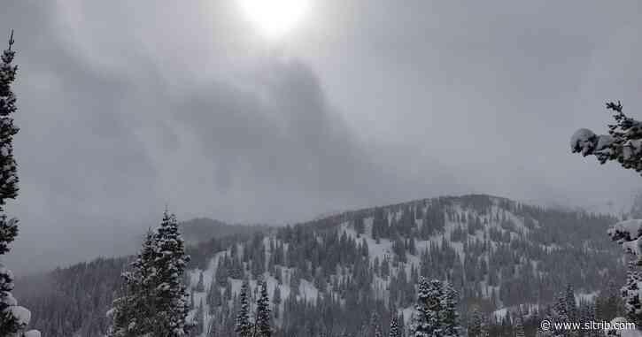 Snow brings crashes on Utah roads