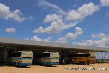BA: Nova Rodoviária de Bom Jesus da Lapa segue operando e chama atenção de passageiros - REVISTA DO ÔNIBUS