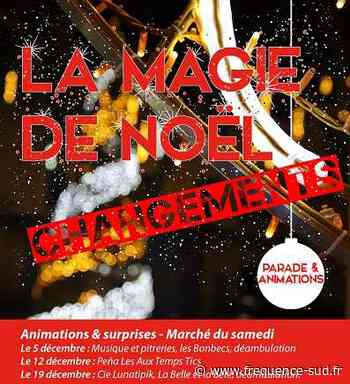 La Magie de Noël - Saint Chamas - Du 05/12/2020 au 31/12/2020 - Saint-Chamas - Frequence-sud.fr - Frequence-Sud.fr