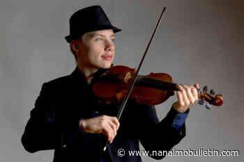 Lantzville fiddler nominated for Canadian Folk Music Award – Nanaimo News Bulletin - Nanaimo News Bulletin