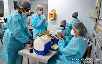 Coronavírus: funcionários do Hospital do Retiro são vacinados em Volta Redonda - O Dia