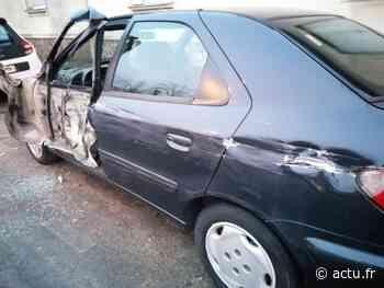 Blain : un camion enfonce la portière de leur voiture en plein centre-ville, un couple en colère - L'Eclaireur de Châteaubriant