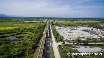 Colombia: Corredor férreo Santa Marta – Chiriguaná moviliza 35.5 millones de toneladas de carbón - PortalPortuario