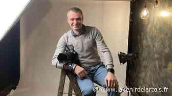 Le portrait : Étaples : Maxime Guerville, un photographe en mouvement - L'Avenir de l'Artois