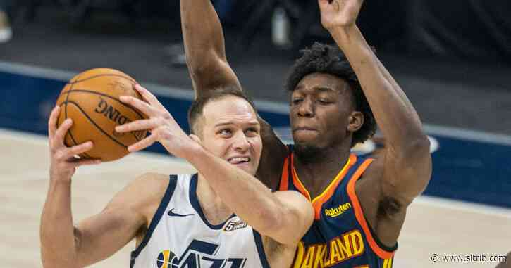 Early observations from the Utah Jazz's eighth straight win, 127-108 over the Warriors