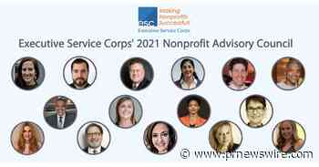 The Executive Service Corps (ESC), the premier nonprofit consultancy with the mission of helping make nonprofits successful, is proud to announce the 2021 Nonprofit Advisory Council