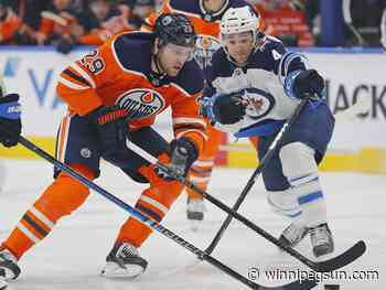Game Night: Oilers at Jets - Winnipeg Sun