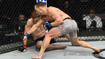 UFC 257 results, highlights: Michael Chandler stuns in debut fight with first-round TKO over Dan Hooker