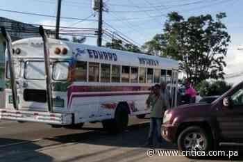 """""""Bam Bam"""", culpable por crimen en bus de Puerto Pilón - Crítica Panamá"""