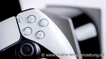 Playstation 5: Nachschub bald verfügbar - Eile geboten