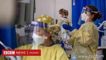 Coronavirus: las advertencias de los científicos sobre la supuesta mayor letalidad de la nueva variante británica - BBC News Mundo