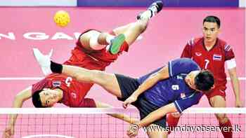 Sepak Takraw rules in Sinhala and Tamil - Sunday Observer