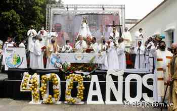 Pueblo de Turmero celebró 400 años de elevación eclesiástica elsiglocomve - Diario El Siglo
