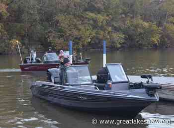 Fall Brawl: Sheffield Lake fishing derby inspires intense angling – Great Lakes Now - Great Lakes Now