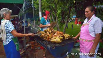 Lolotique cocinó 400 gallinas indias para su festival | Noticias de El Salvador - elsalvador.com - elsalvador.com