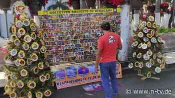 Zehntausende Menschen vermisst: Mexikos Mütter suchen nach Gerechtigkeit