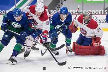 Corey Perry scores in Canadiens debut, Montreal downs Vancouver 5-2 - North Shore News