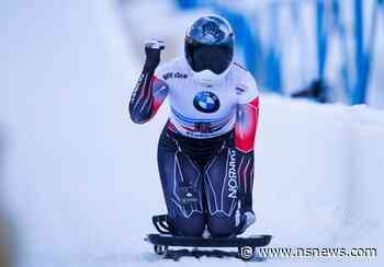 North Vancouver's Jane Channell scores skeleton World Cup bronze - North Shore News