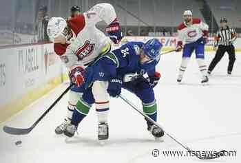 Toffoli continues dominance as Montreal Canadiens trounce Vancouver Canucks 7-3 - North Shore News