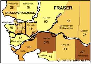 North Shore records 71 new cases of COVID-19 - North Shore News