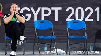 Handballer nach frühem WM-Aus: Bundestrainer sieht den Erfolg im Scheitern