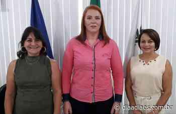 Nova Mesa Diretora da Câmara de Vargem Alta é composta só de mulheres » DiaaDiaES.com.br - Dia a Dia Espírito Santo