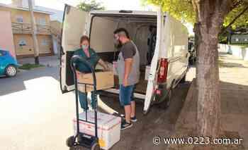 Llegaron 250 dosis de la vacuna Sputnik V a Dolores - 0223 Diario digital de Mar del Plata