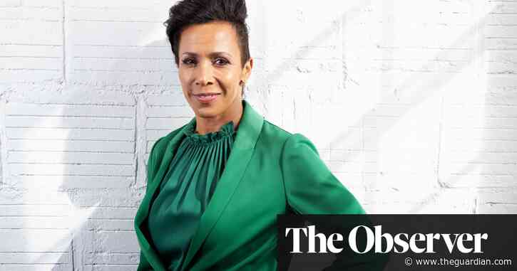 Kelly Holmes: 'There's a lot of people struggling mentally… I want to lift their spirits'