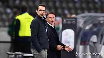Abstiegskampf statt Europapokal: Hertha BSC entlässt Trainer Labbadia und Manager Preetz
