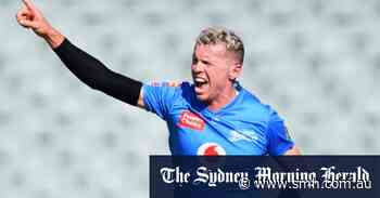 Hopes of a finals game in Sydney fade as Thunder fall to Strikers