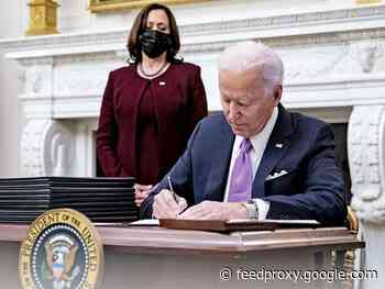 Biden redirects course on emissions standards