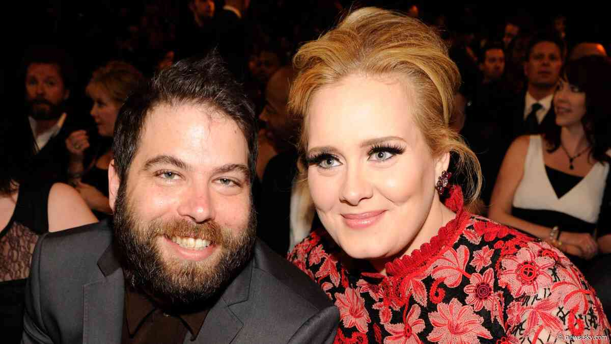 Adele reaches divorce settlement with her ex-husband - Sky News