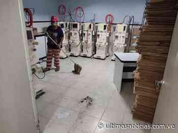 Crearon plan de atención para pacientes renales en Charallave - Últimas Noticias