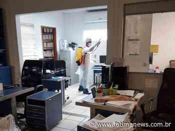 Prefeita de Navirai fecha Paço Municipal após servidores testarem positivo para Covid-19 - Fátima News