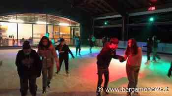 Vacanze di Natale, a Ponteranica si pattina sul ghiaccio - BergamoNews