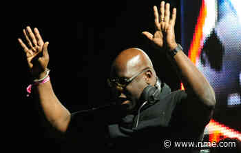 """DJ Carl Cox says illegal raves are """"happening out of frustration"""" - NME.com"""