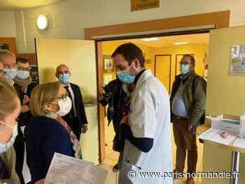 Ouverture d'un centre de vaccination Covid à Bois-Guillaume - Paris-Normandie