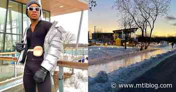 A Winter Lover's Dreamland Just Opened Near Montreal With Free Activities (PHOTOS) - MTL Blog