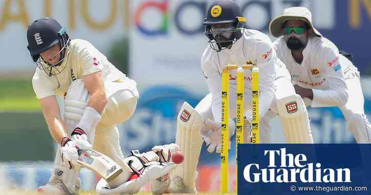 Majestic Joe Root run out on 186 by Sri Lanka but keeps England in second Test