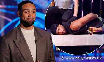 Ashley Banjo reveals his Black Lives Matter routine on BGT caused 'division' in his family