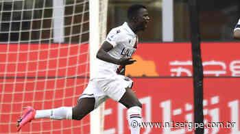 O jogador internacional gambiano Moussa Guara regressa a Bolonha - N1 Sergipe