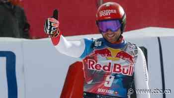 Beat Feuz wins 2nd Kitzbuhel downhill race in 3 days