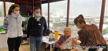 Iedereen in Campus Groendorp gevaccineerd - Het Nieuwsblad