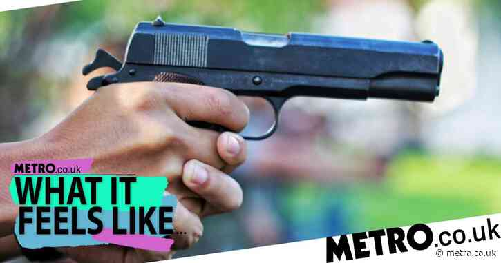 Ten years after I was robbed at gunpoint, the fear still haunts me